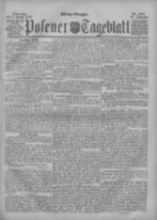 Posener Tageblatt 1897.08.17 Jg.36 Nr381