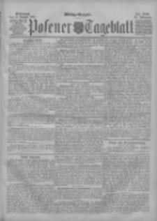 Posener Tageblatt 1897.08.18 Jg.36 Nr383