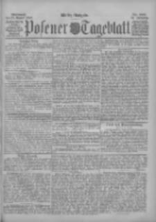 Posener Tageblatt 1897.08.25 Jg.36 Nr395