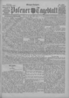 Posener Tageblatt 1897.09.10 Jg.36 Nr422