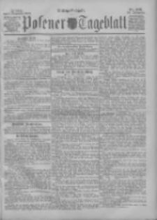 Posener Tageblatt 1897.11.05 Jg.36 Nr519