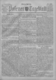 Posener Tageblatt 1897.11.11 Jg.36 Nr529