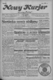 Nowy Kurjer 1933.10.12 R.44 Nr235