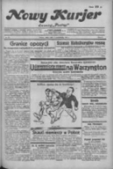 Nowy Kurjer 1933.10.14 R.44 Nr237