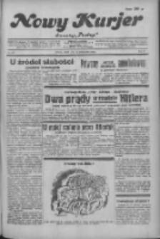 Nowy Kurjer 1933.10.21 R.44 Nr243