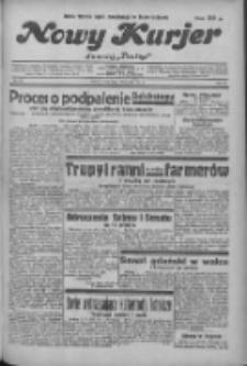 Nowy Kurjer 1933.11.08 R.44 Nr257