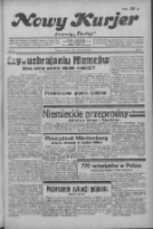 Nowy Kurjer 1933.11.09 R.44 Nr258