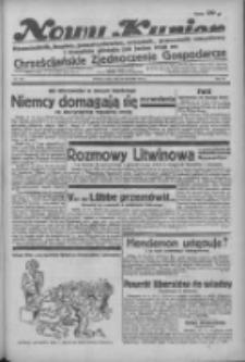 Nowy Kurjer 1933.11.15 R.44 Nr263