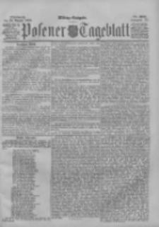 Posener Tageblatt 1896.08.26 Jg.35 Nr400