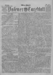 Posener Tageblatt 1896.09.14 Jg.35 Nr432