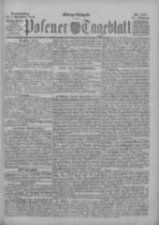 Posener Tageblatt 1896.11.05 Jg.35 Nr522