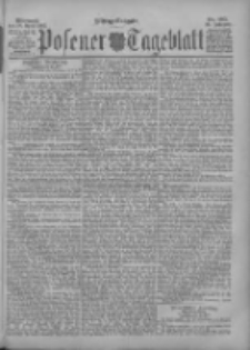 Posener Tageblatt 1897.04.28 Jg.36 Nr195