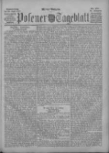 Posener Tageblatt 1897.04.29 Jg.36 Nr197