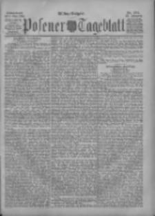 Posener Tageblatt 1897.05.01 Jg.36 Nr201