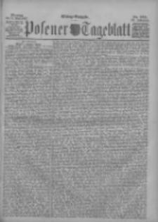 Posener Tageblatt 1897.05.31 Jg.36 Nr249
