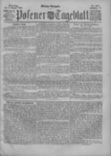 Posener Tageblatt 1896.08.11 Jg.35 Nr374