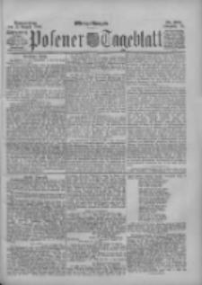 Posener Tageblatt 1896.08.13 Jg.35 Nr378