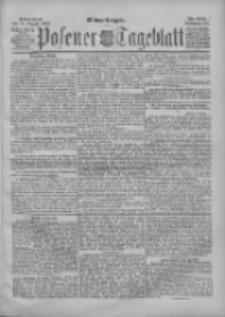 Posener Tageblatt 1896.08.15 Jg.35 Nr382