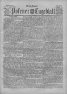 Posener Tageblatt 1896.08.20 Jg.35 Nr390