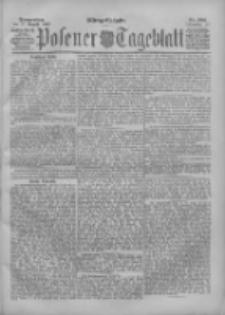 Posener Tageblatt 1896.08.27 Jg.35 Nr402