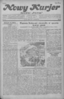 """Nowy Kurjer: dawniej """"Postęp"""" 1930.08.23 R.41 Nr194"""