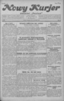 """Nowy Kurjer: dawniej """"Postęp"""" 1930.08.28 R.41 Nr198"""