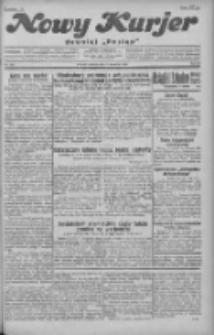 """Nowy Kurjer: dawniej """"Postęp"""" 1930.09.02 R.41 Nr202"""