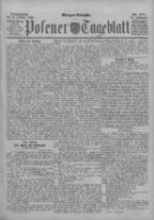 Posener Tageblatt 1896.10.15 Jg.35 Nr485