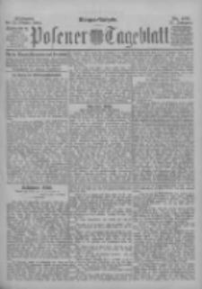 Posener Tageblatt 1896.10.21 Jg.35 Nr495