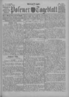 Posener Tageblatt 1896.10.31 Jg.35 Nr513
