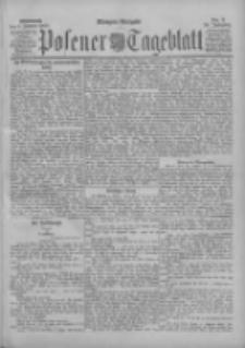 Posener Tageblatt 1897.01.06 Jg.36 Nr7