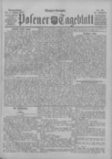 Posener Tageblatt 1897.01.14 Jg.36 Nr21