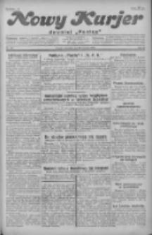 """Nowy Kurjer: dawniej """"Postęp"""" 1930.09.18 R.41 Nr216"""