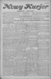 """Nowy Kurjer: dawniej """"Postęp"""" 1930.09.30 R.41 Nr226"""