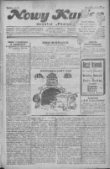 """Nowy Kurjer: dawniej """"Postęp"""" 1930.10.05 R.41 Nr231"""