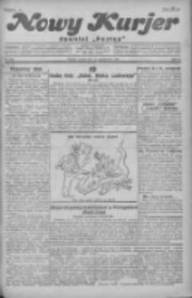 """Nowy Kurjer: dawniej """"Postęp"""" 1930.10.14 R.41 Nr238"""