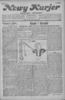 """Nowy Kurjer: dawniej """"Postęp"""" 1931.01.29 R.42 Nr23"""