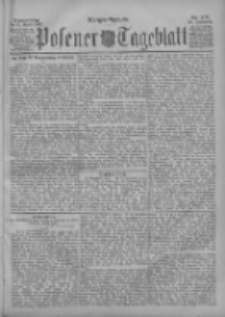 Posener Tageblatt 1897.04.15 Jg.36 Nr176