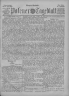 Posener Tageblatt 1897.06.24 Jg.36 Nr288