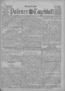 Posener Tageblatt 1897.08.05 Jg.36 Nr360