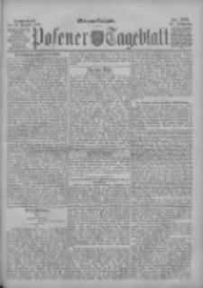 Posener Tageblatt 1897.08.14 Jg.36 Nr376