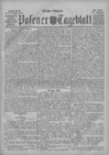 Posener Tageblatt 1897.08.19 Jg.36 Nr384