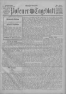 Posener Tageblatt 1897.09.30 Jg.36 Nr456