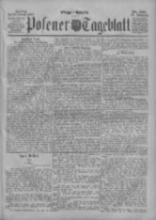 Posener Tageblatt 1897.10.22 Jg.36 Nr494