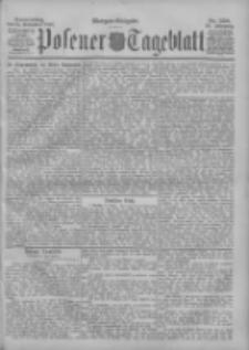 Posener Tageblatt 1897.11.25 Jg.36 Nr550