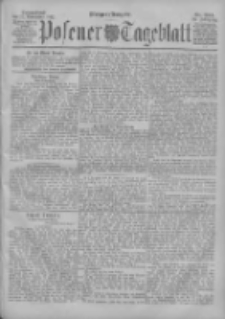 Posener Tageblatt 1897.11.27 Jg.36 Nr554