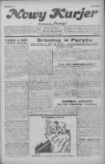 """Nowy Kurjer: dawniej """"Postęp"""" 1931.07.21 R.42 Nr165"""