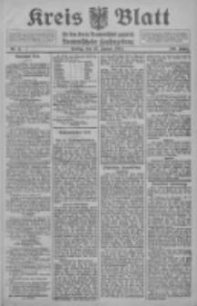 Kreis Blatt für den Kreis Neutomischeler zugleich Hopfenzeitung 1911.01.13 Jg.30 Nr4