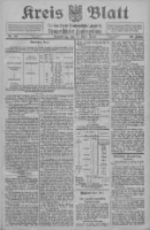 Kreis Blatt für den Kreis Neutomischeler zugleich Hopfenzeitung 1911.04.13 Jg.30 Nr30