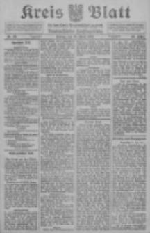 Kreis Blatt für den Kreis Neutomischeler zugleich Hopfenzeitung 1911.04.21 Jg.30 Nr32